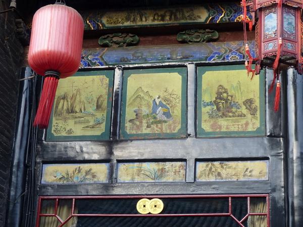 26-CH-Pingyao_Hausmalerein